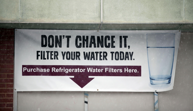 filter water flint